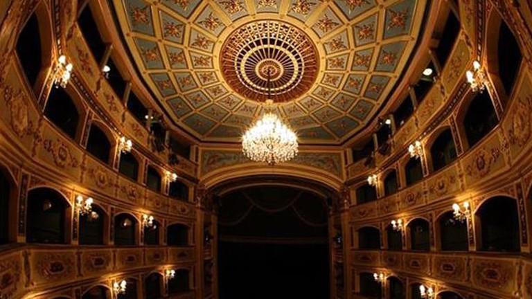 Oldest Working Theatre