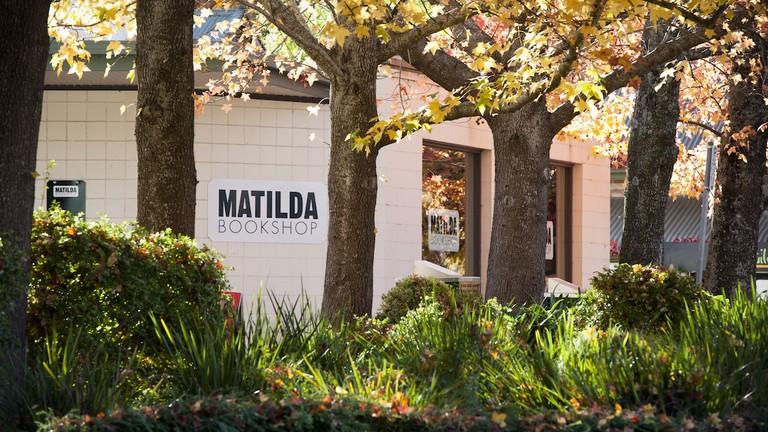 Matilda bookshop exterior © Courtesy of Matilda