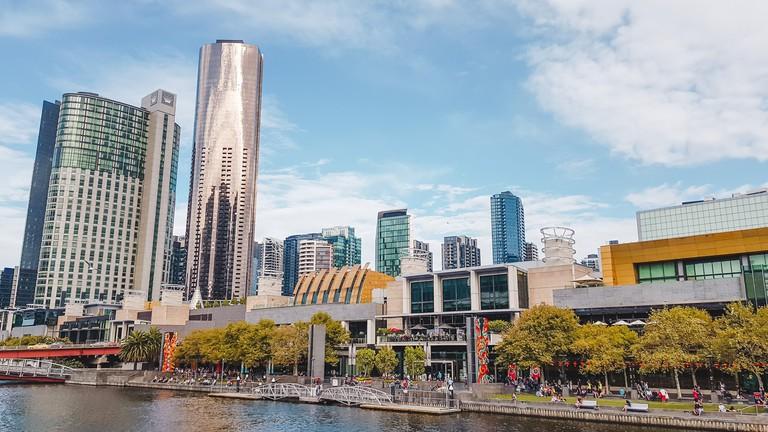 Crown Melbourne complex
