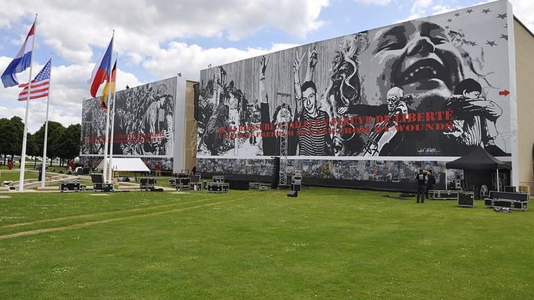 Memorial of Caen D-day anniversary