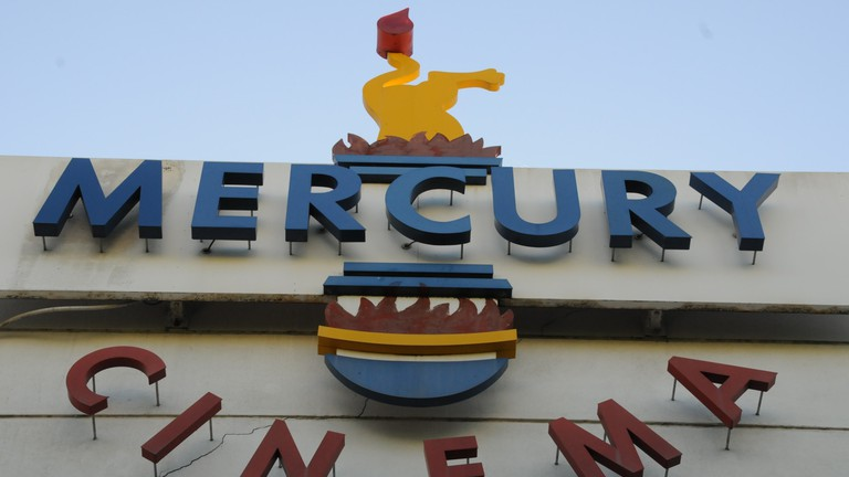 Mercury Cinema logo © The Mercury