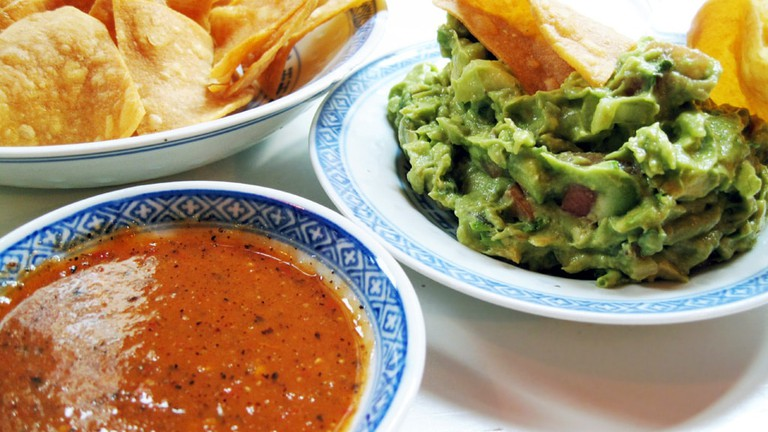 Mexican cuisine © bionicgrrrl / Flickr