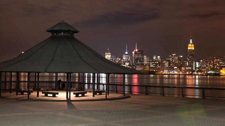 Midtown from Hoboken