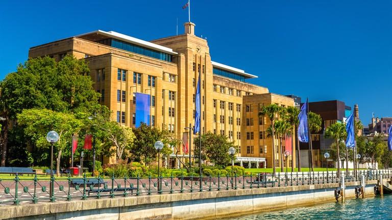 Museum of Contemporary Art, Sydney © Leonid Andronov / Shutterstock