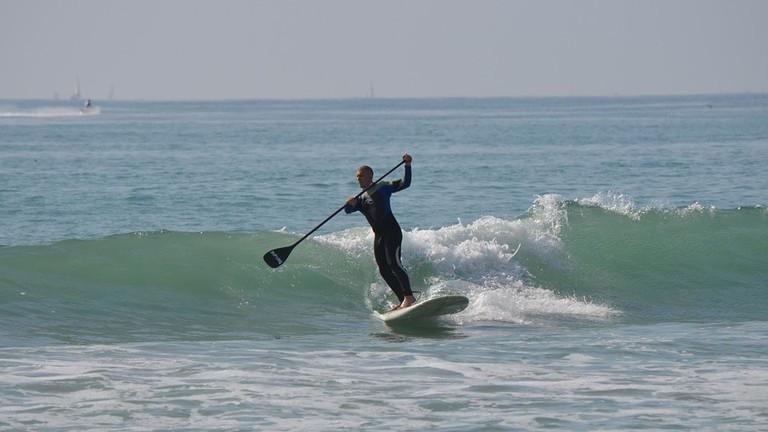 paddleboard-waves-socal-LA