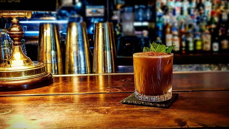Patriota cocktail, Bourne & Co, Birmingham
