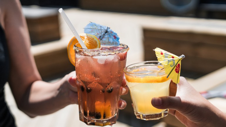 Cocktails | © Burst/Pexels