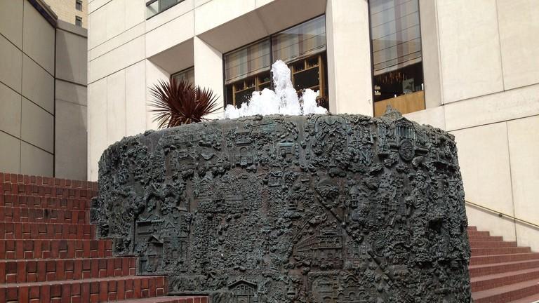 San Francisco Fountain