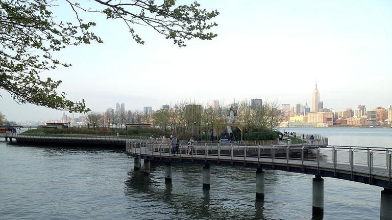 Pier C Hoboken