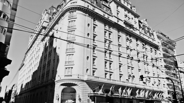 The Alvear Palace Hotel