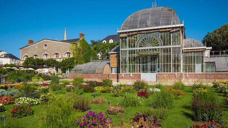 Jardin des Plantes, Nantes.