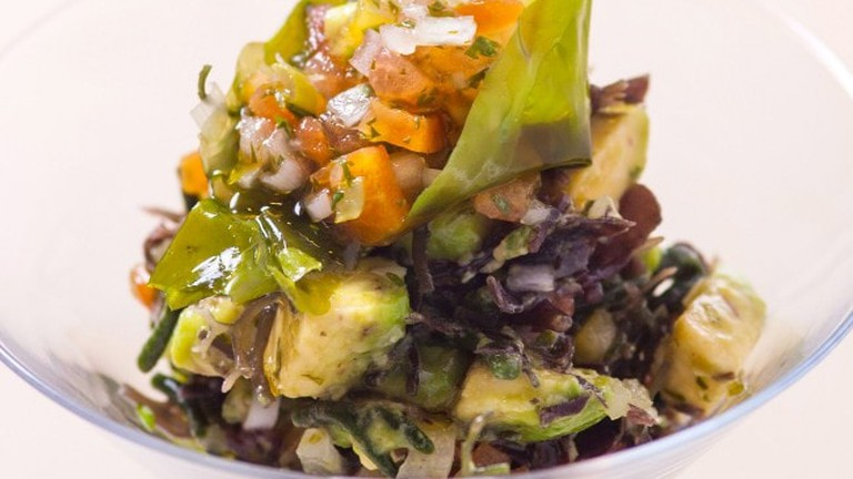 Seasonal salad Courtesy of Rasoterra