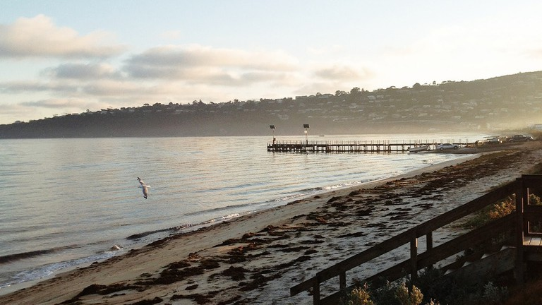 Safety Beach in Dromana © Warrick Wynne / Flickr
