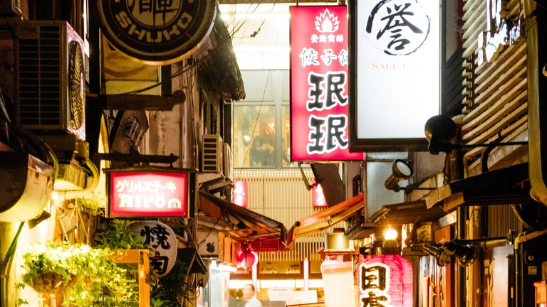 Osaka nightlife-Osaka-Japan-Suzuki