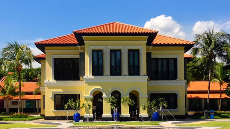 Malay Heritage Center, Singapore.