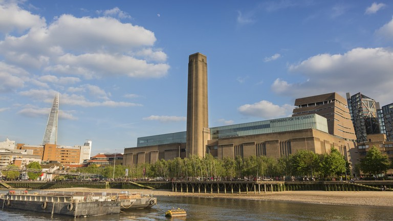 View of the Tate Modern Gallery | © A.B.G./Shutterstock