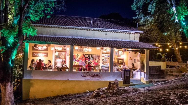 vegetarian restaurants Fernando de Noronha in Brazil