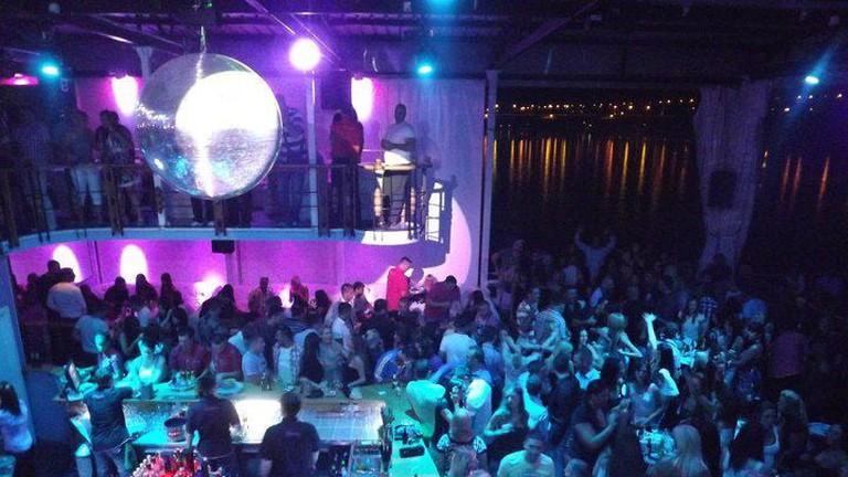 Novi Sad has its popular boat clubs as well