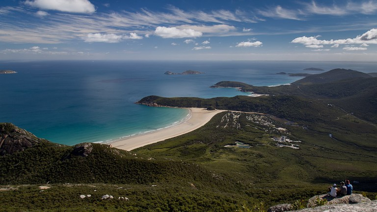 The view from the summit of Mount Oberon © Laurie Nevay / Flickr