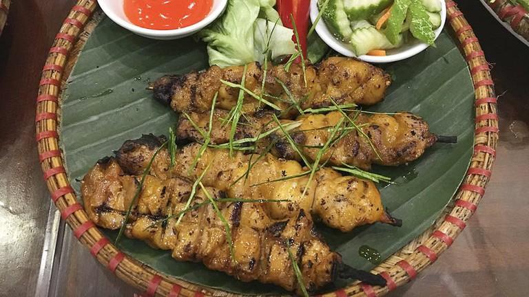 Vietnamese food © mmmmngai / Flickr