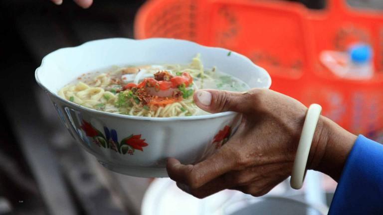 Vietnamese pho © guido da rozze / Flickr