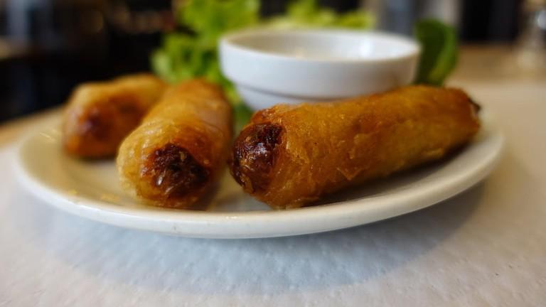 Vietnamese rolls © Guilhem Vellut / Flickr