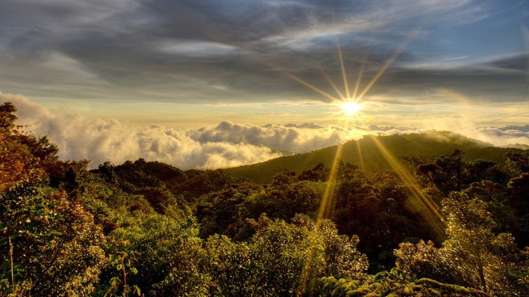 Central Valley, Costa Rica views
