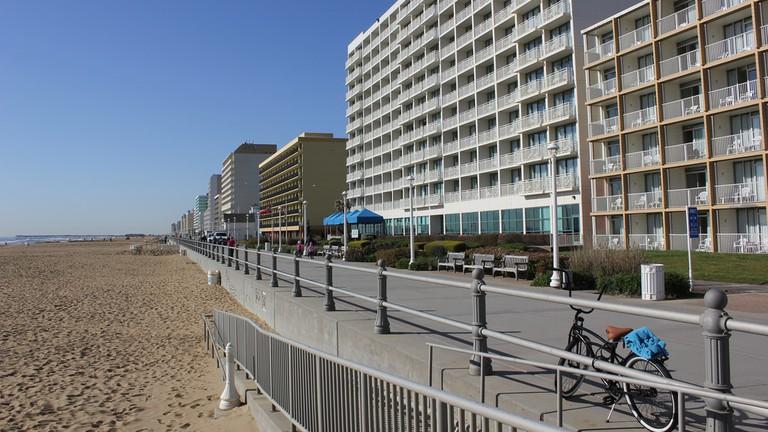 Virginia Beach Boardwalk 2