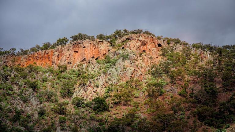 Werribee Gorge © Travellers travel photobook / Flickr