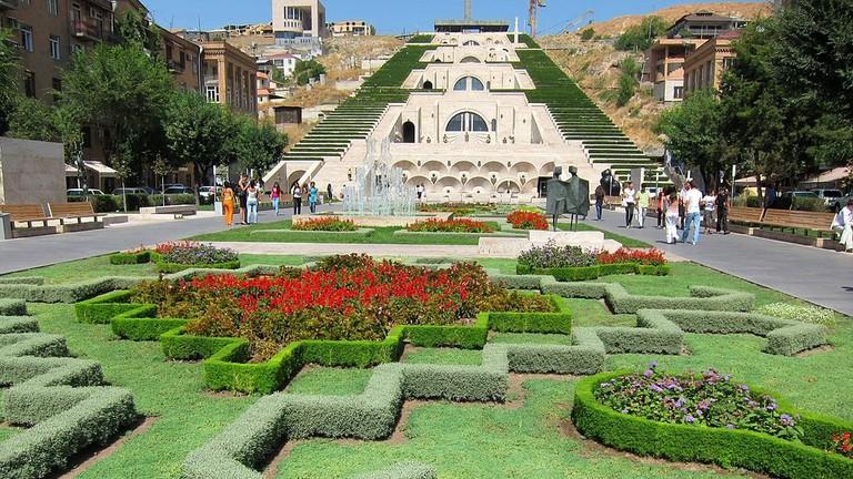 Yerevan_new_cascade
