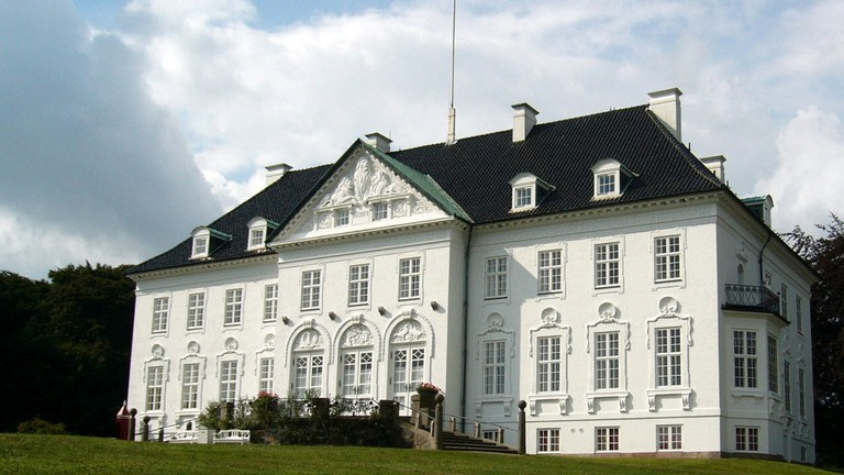 marselisborg palace architecture