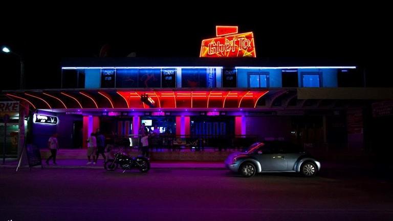 Ghetto Club, Zakynthos