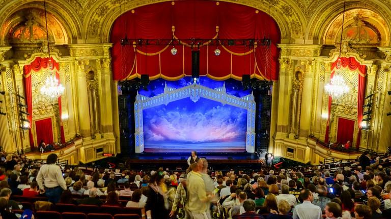 boston opera house boston theatre