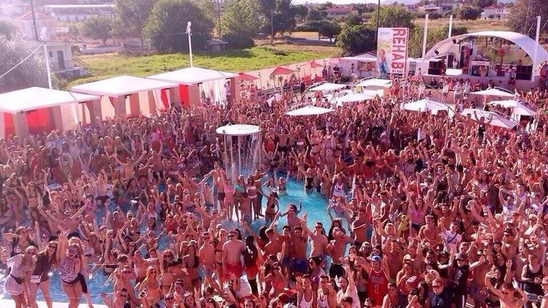 Pure Beach Club, Zakynthos