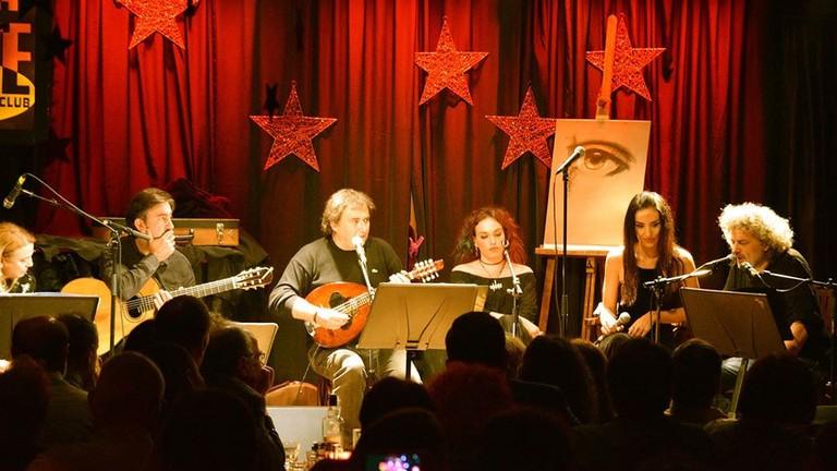 Half Note Jazz Club, Athens