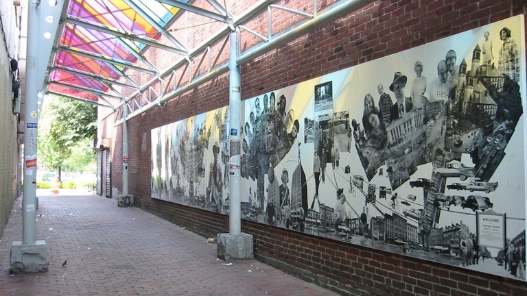 graffiti alley cambridge sightseeing