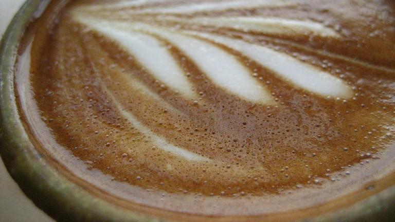 Macchiato at Bradbury's Coffee | © Timothy Vollmer/flickr