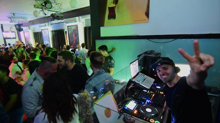 Galeón Lounge