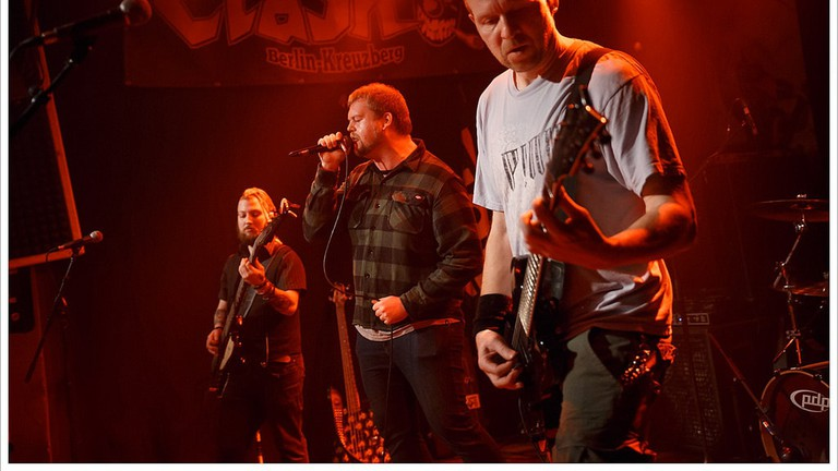 Live Music at Clash in Kreuzberg