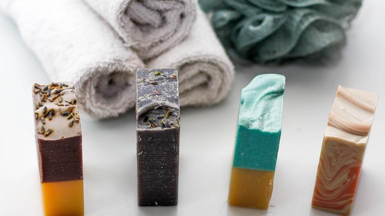 Artisan soaps © Marco Verch