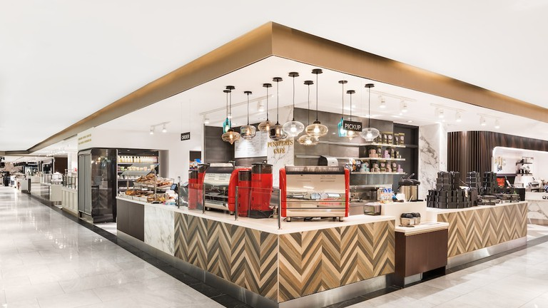 Best Food Courts in Toronto