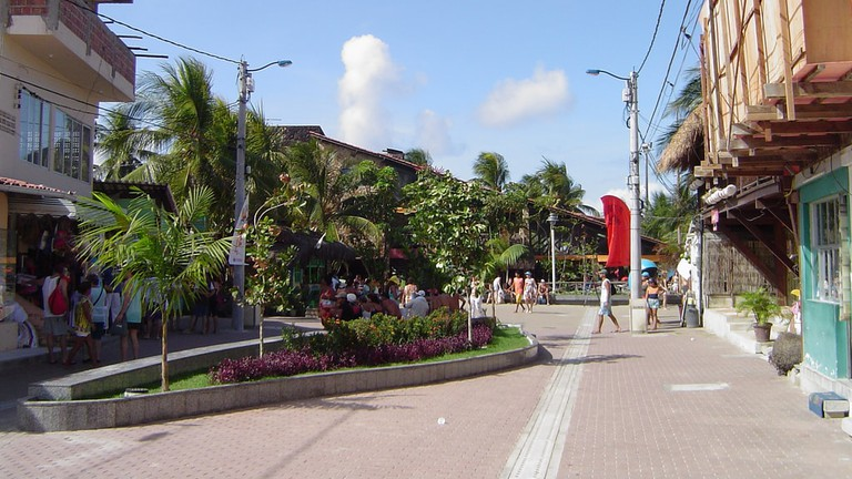 bars in Porto de Galinhas