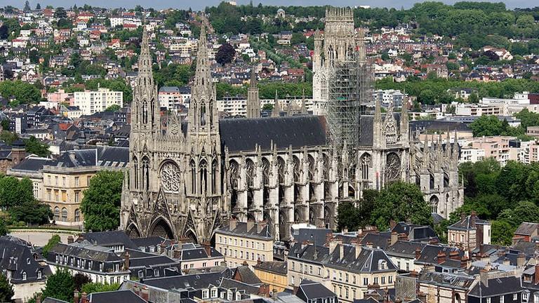 church of saint ouen