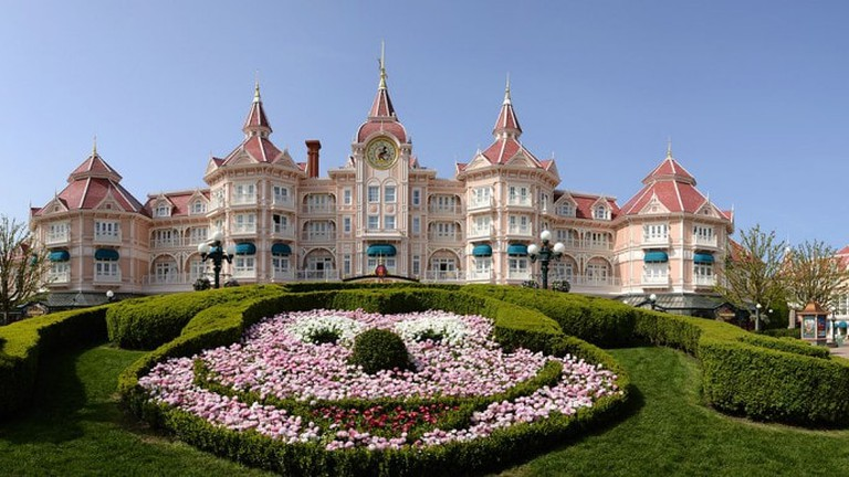 Disney Hotel, Paris