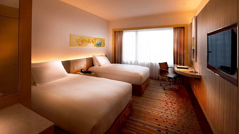 Room of Doubletree by Hilton Hotel