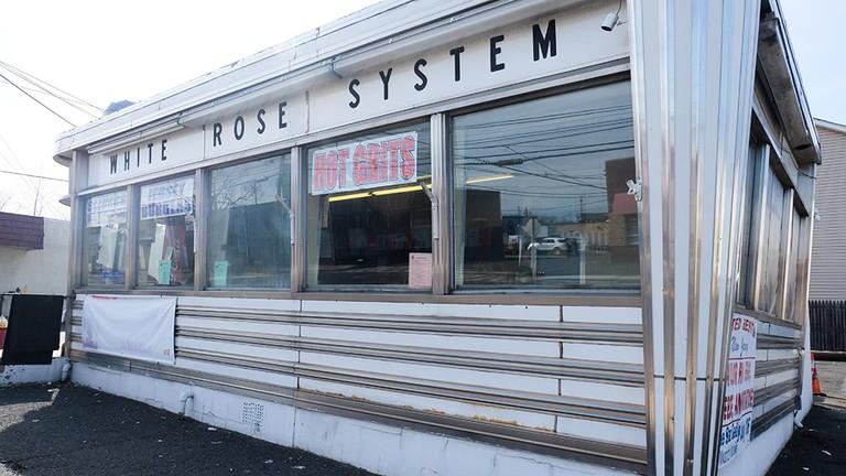 White Rose Diner in Linden, NJ