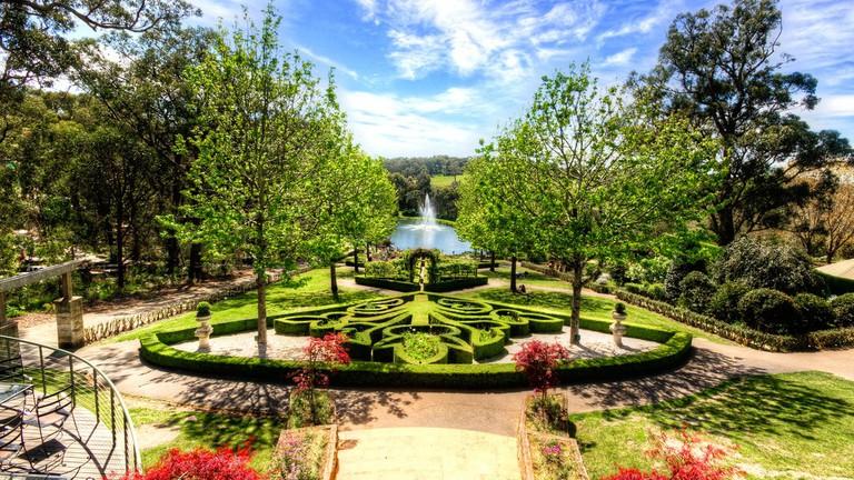 Enchanted Adventure Garden © Adam Selwood / Flickr