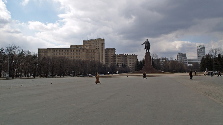 Freedom Square Kharkov