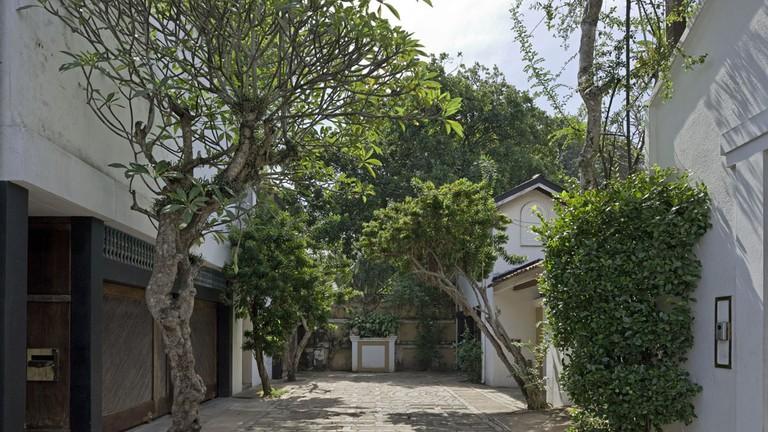 Number 11 Geoffrey Bawa House