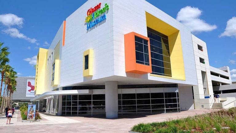 Glazer Childrens Museum, Tampa.